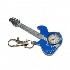 сувенир, гитара, часы, брелок